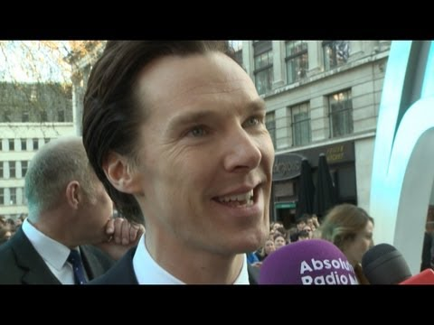 Benedict Cumberbatch at Star Trek Into Darkness world premiere 02 May 2013