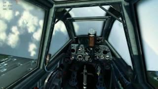 Wings of Prey Bf.109G-10 vs B17-G