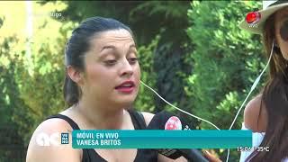 Algo Contigo - Vanesa Britos y Abigail Pereira 04 de Enero de 2018