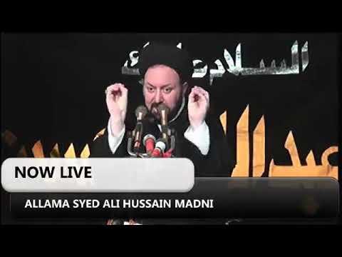 11th Muharram 2019   Maulana Ali Hussain Madni   Imambargah Shahgardaiz Multan