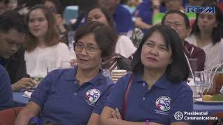 85th Anniversary of Department of Labor and Employment (DOLE) (Speech) 12/6/2018
