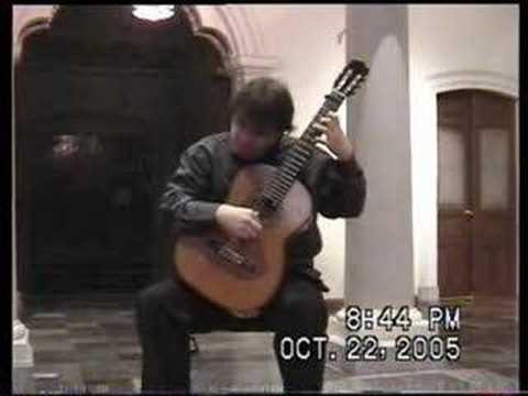 Carlo Marchione Plays Scarlatti