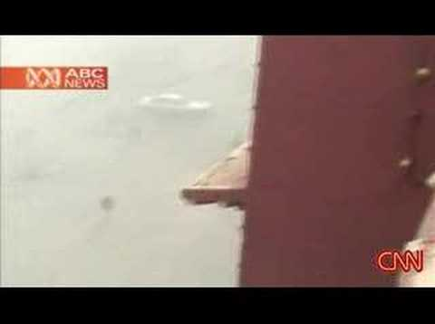 CNN: Tourist films Tibet riots