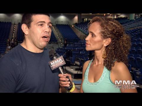 Pedro Rizzo on Thales Leites & Fighting Tim Sylvia Video