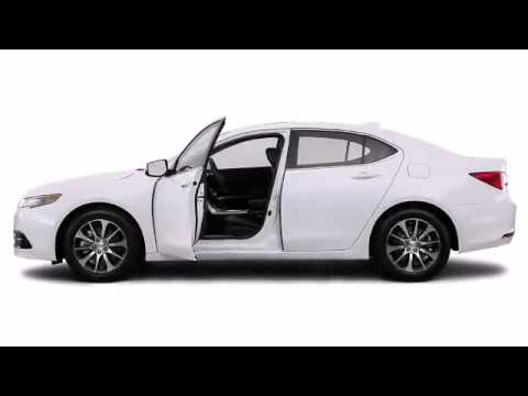 2016 Acura TLX Video