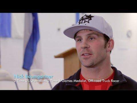Nick Baumgartner at Finlandia University