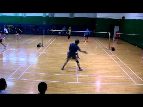 2015-08-13 Dod Badminton Game In SEC Brother Team