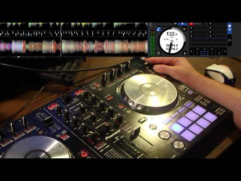 Pioneer DDJ-SR: How to Mix Without SYNC (Beat Matching) HD 2017