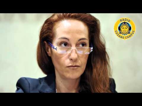 "Paola Taverna (M5S): Radio Cusano Campus ""Marino sindaco de Roma?"""