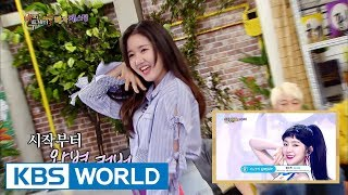 Child actress Jin JiHee dances to Red Velvet's 'Red Flavor'![Happy Together / 2017.09.14]