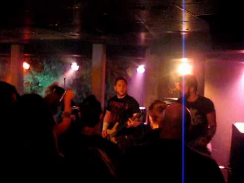 BULT - Not Human, Live @ Belsepub Jan 2010 .avi