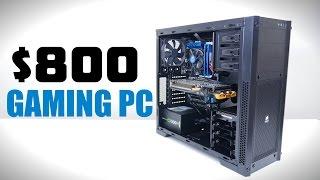 Neutron 2.0 $800 Gaming PC Build - April 2015 - YouTube