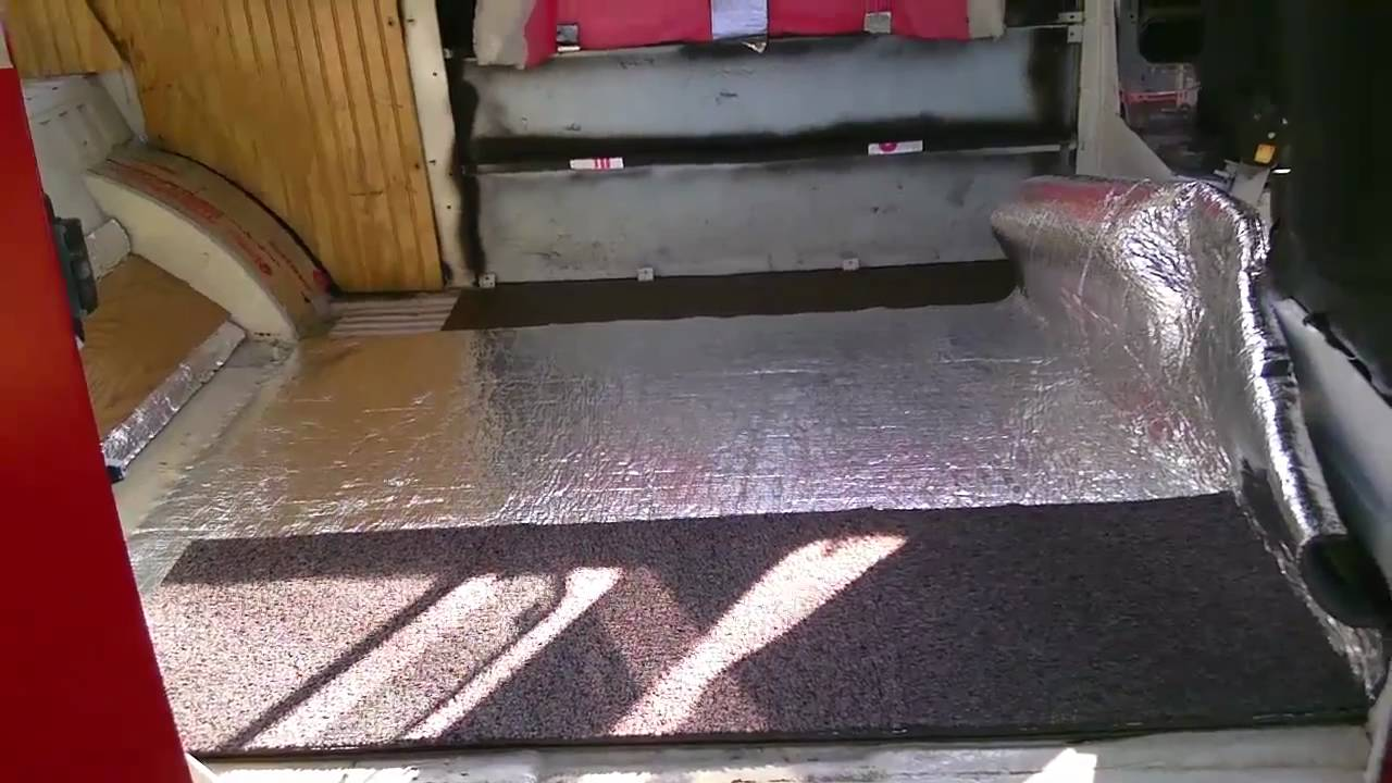 Vw Bus Floor Installation With More Information Youtube