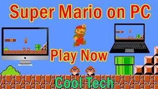 How To Download Super Mario Bros Full Version For free on PC Windows 7/8/10