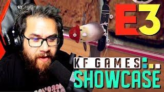 INDIE SHOWCASE @ E3 2019 : LE PIGEON SKATEUR   #E3MVCom