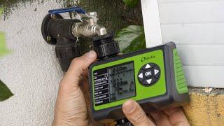 Instalar un sistema de riego automático para macetas (Leroy Merlin)