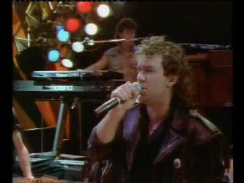 Jimmy Barnes - Waiting For The Heartache