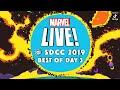 Best of Marvel @ SDCC 2019! Day 3