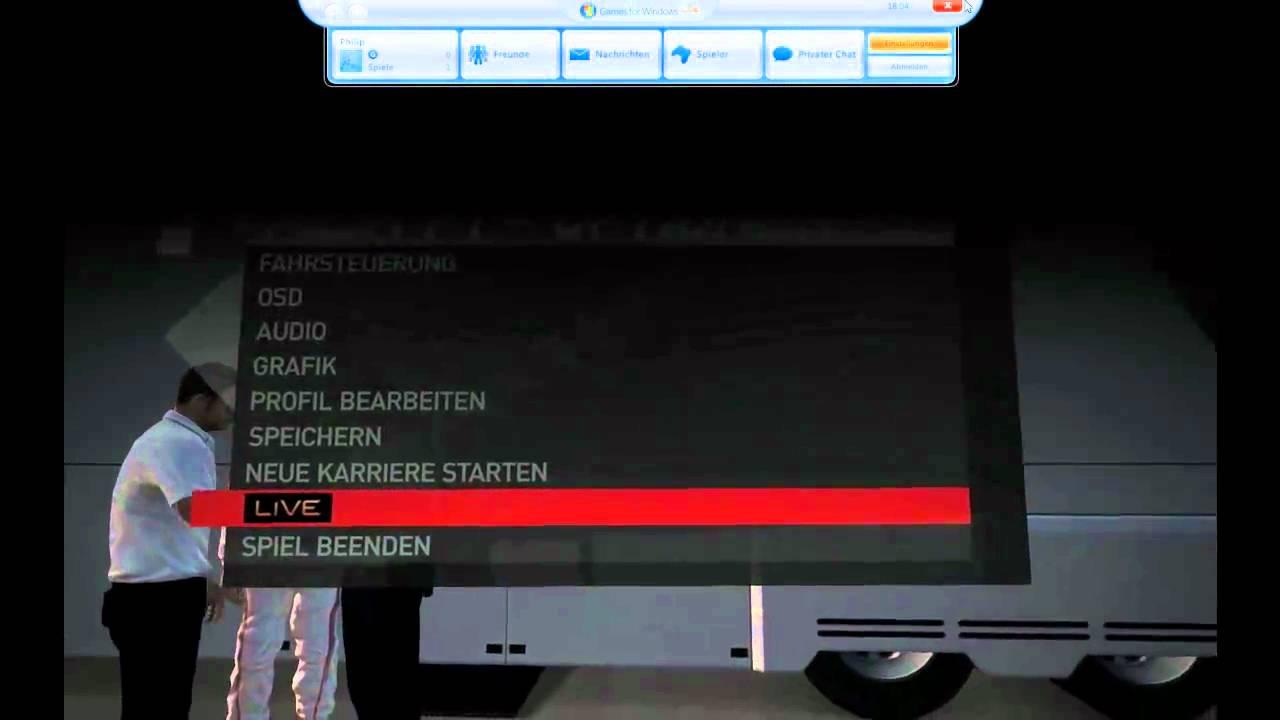 games for windows live account erstellen