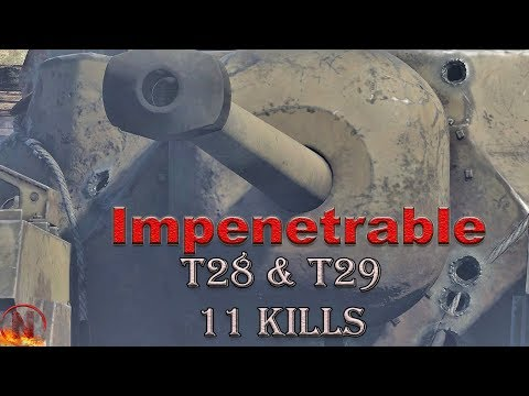 WT || Dominating Berlin w/ T28 & T29 (11 kills) thumbnail