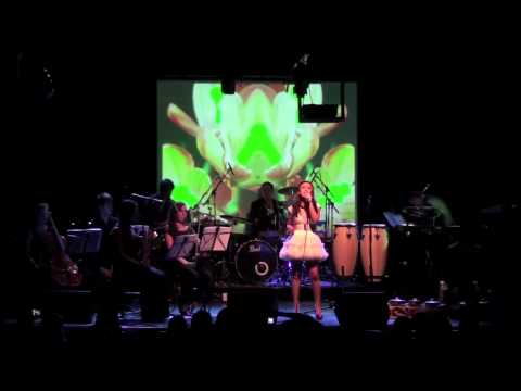 Little Flower - Ooberfuse Live at Leicester Square Theatre