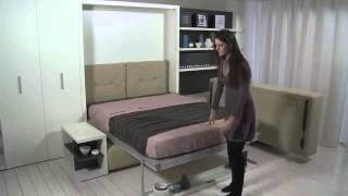 Atoll | Resource Furniture | Wall Bed Systems