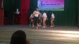 Mushup Cả nhà rất vui- Bắc Kim Thang- Bống Bang hè 2017- chi Đoàn thôn Xuân Minh