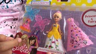 Unboxing Mainan Anak Perempuan Boneka Princess Fairy Barbie