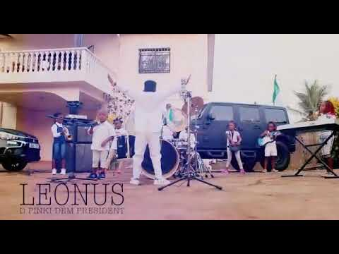 LEONUS - PUT SALONE FOS ( Official HD VIDEO 2018 ) Officialmamasalone