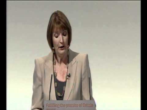 Harriet Harman's speech to Labour Party Conference 2011