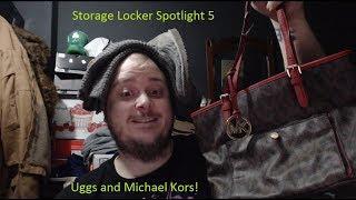 STORAGE LOCKER SPOTLIGHT 5: MICHAEL KORS JETSET BAG AND UGGS CARDY II BOOTS