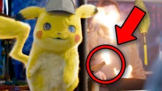 Detective Pikachu Trailer BREAKDOWN! Every Pokemon Found!