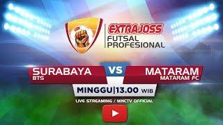 Download Lagu BTS (SURABAYA) VS MATARAM FC (MATARAM) (FT : 1-2) - Extra Joss Futsal Profesional 2018 Gratis STAFABAND