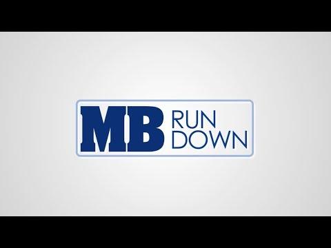 MB Rundown: 2nd week of October 2017
