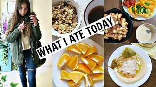WHAT I EAT IN A DAY ON MY NEW DIET