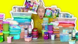Download Lagu MIXING 40 DIFFERENT SLIMES GIANT Slime Smoothie!    MUST WATCH SO SATISFYING Gratis STAFABAND