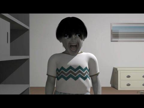 【閲覧注意】最恐のホラーゲーム!?子供の幽霊が追いかけてくる部屋からの脱出。- 実況プレイ