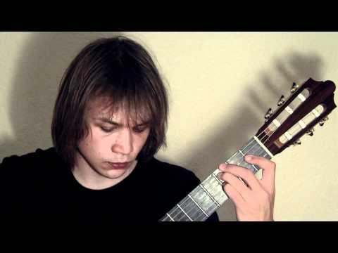 Барриос Мангоре Агустин - Prelude In D Minor