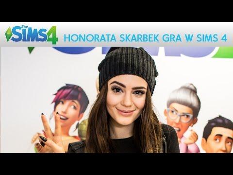 Honorata Skarbek Gra W The Sims 4