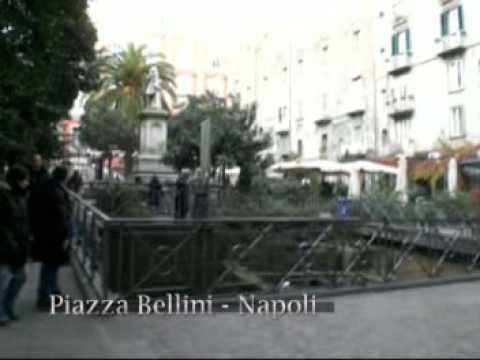 Video di Arte & Dintorni Adottate le Mura Greche di Piazza Bellini a Napoli