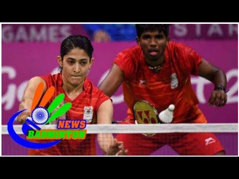 India At CWG 2018: Ashwini-Satwik Make Winning Start In Badminton Individual Event | Latest News &