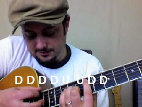 Acoustic Guitar Lesson - Incubus - Drive Simple Song
