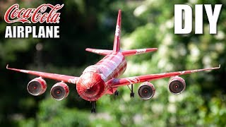 How to Make Coca Cola Airplane