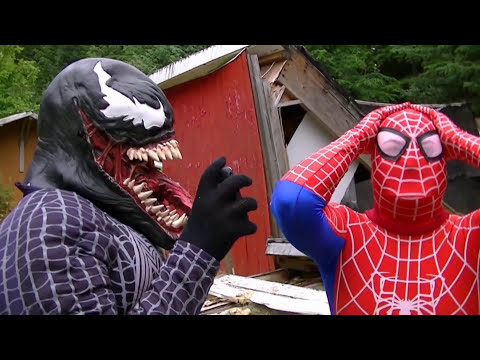 How Venom Defeated Spiderman