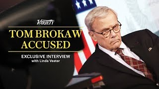 Tom Brokaw Accused of Sexual Harassment by Former NBC Anchor