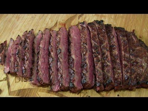 perfektes flank steak oder bavette vom wagyu rind vom. Black Bedroom Furniture Sets. Home Design Ideas