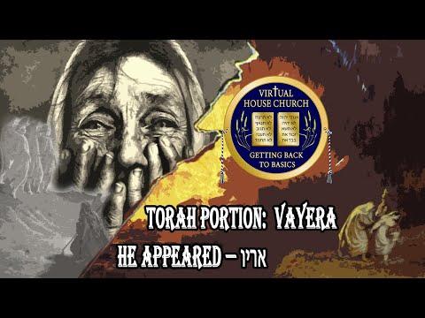 (2020) Virtual House Church - Bible Study - Genesis Week 04: Va' Yera