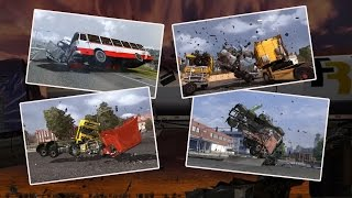ETS 2 All crashes for 2 years