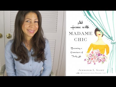 AT HOME WITH MADAME CHIC (preorder)