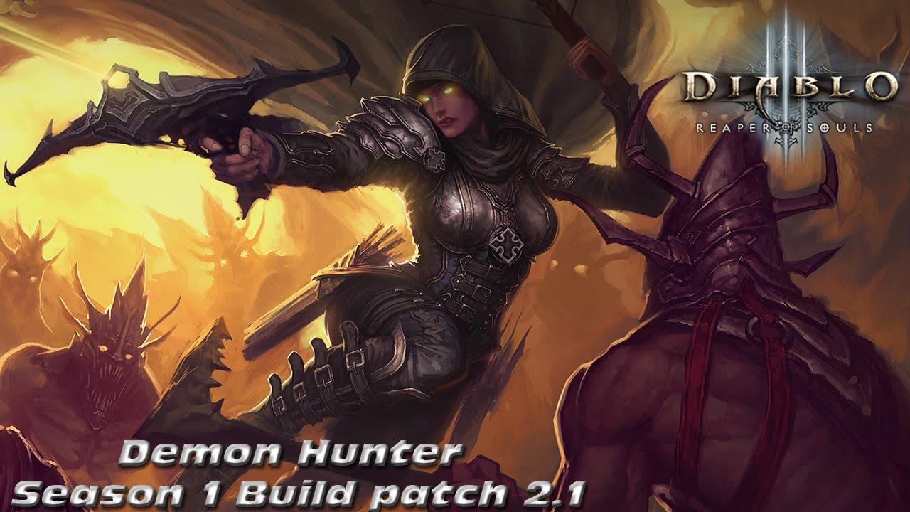 Best Greater Rift Demon Hunter Build
